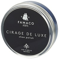 Shoe accessories Shoepolish Famaco Boite de cirage de luxe marine 100 ml MARINE