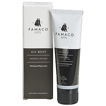 Shoe accessories Shoepolish Famaco MARCIANO White