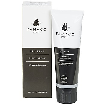 Shoe accessories Shoepolish Famaco Tube applicateur cirage incolore 75 ml Neutral