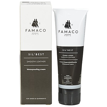 Shoe accessories Shoepolish Famaco Tube applicateur cirage marine 75 ml Marine