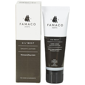 Shoe accessories Shoepolish Famaco Tube applicateur cirage noir 75 ml Black