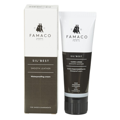 Shoe accessories Shoepolish Famaco LEMMY Black