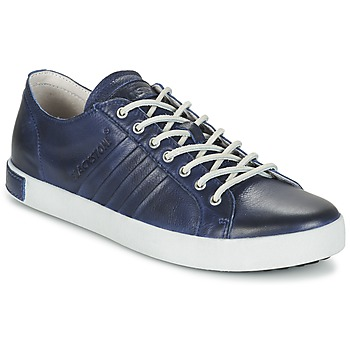 Shoes Men Low top trainers Blackstone JM11 MARINE