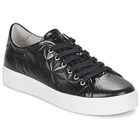 Shoes Women Low top trainers Blackstone NL34 Black