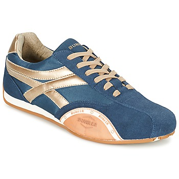 Shoes Men Low top trainers Bunker LEMANS MARINE