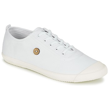 Shoes Low top trainers Faguo OAK White