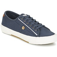 Shoes Low top trainers Faguo BIRCH Marine