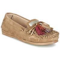 Shoes Women Loafers Mjus BRIGIT Beige