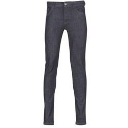 Clothing Men slim jeans Benetton JUSKU Blue / Raw