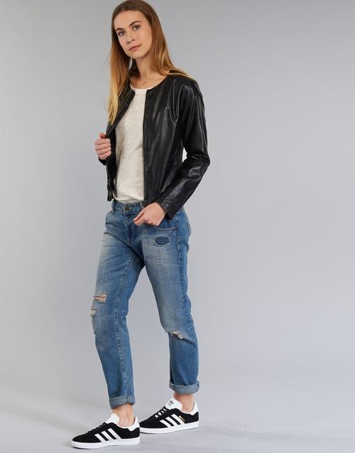 2020 Newest Benetton JANOURA Black 4750620 Women's Clothing