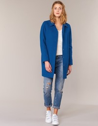 Clothing Women coats Benetton JOPILO Blue
