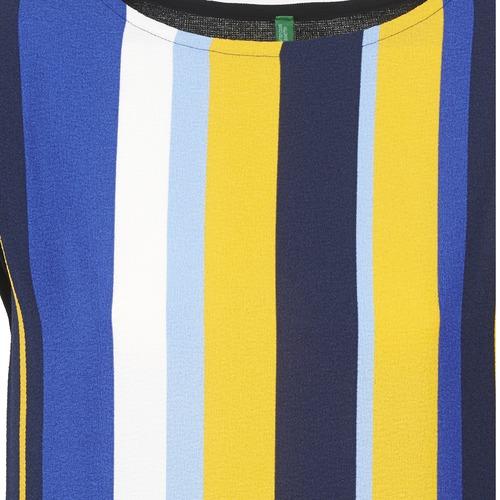 Blue White Benetton Vagoda Benetton Vagoda Yellow Blue HqdwY7xw