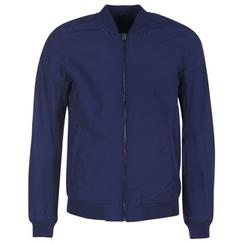 Clothing Men Jackets Benetton FADOULI Marine