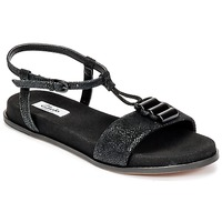 Shoes Women Sandals Clarks AGEAN COOL Black