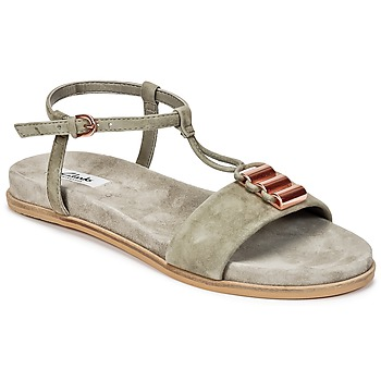 Shoes Women Sandals Clarks AGEAN COOL Brown