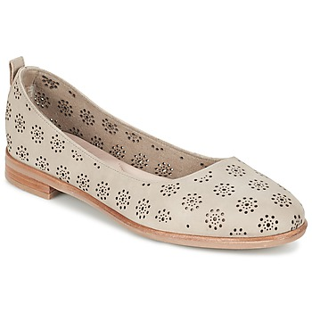 Shoes Women Flat shoes Clarks ALANIA ROSA BEIGE