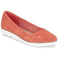 Shoes Women Flat shoes Clarks EVIE BUZZ CORAL