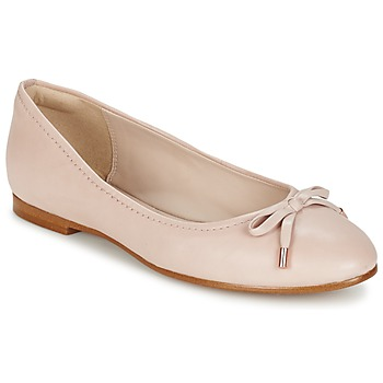 Shoes Women Flat shoes Clarks GRACE LILY Pink