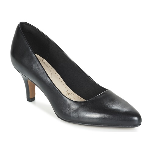Shoes Women Heels Clarks ISIDORA FAYE Black