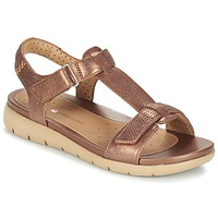 Shoes Women Sandals Clarks UN HAYWOOD Bronze