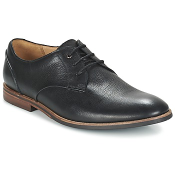 Shoes Men Derby Shoes Clarks BROYD WALK Black