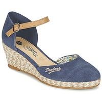 Shoes Women Sandals Dockers by Gerli AFINOUDE Blue