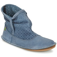 Shoes Women Mid boots El Naturalista FORMENTERA Blue
