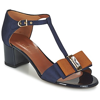Shoes Women Sandals Heyraud ENAEL Blue