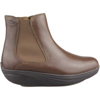 Shoes Women Ankle boots Mbt ARUSI 6S W BROWN