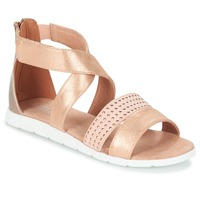 Shoes Girl Sandals Bullboxer MELONILE Pink / Peach