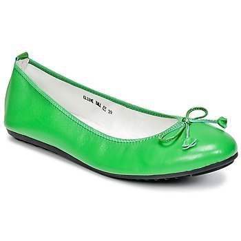 Shoes Women Flat shoes Mac Douglas ELIANE Green