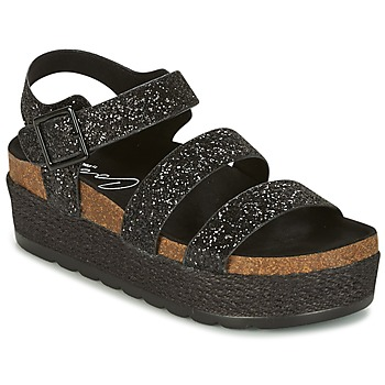 Shoes Women Sandals Coolway CUMBIA Black