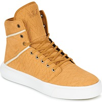Shoes Men Hi top trainers Supra CAMINO Yellow