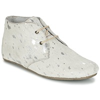 Shoes Women Mid boots Maruti GIMLET White / Silver