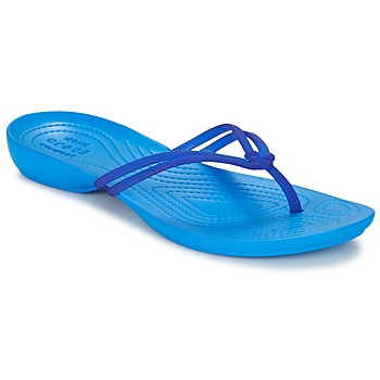 Shoes Women Sandals Crocs ISABELLA FLIP W Cerulean / Blue / Ocean