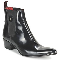 Shoes Men Shoe boots Jeffery-West Centre seam chelsea  BLACK / RED