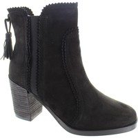 Shoes Women Ankle boots Cara London Scorch Black