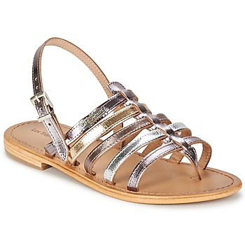 Shoes Women Sandals Les Tropéziennes par M Belarbi HERISSON Tricolour