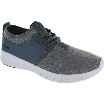 Shoes Women Low top trainers Gola Salinas Grey Marl/White