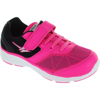 Shoes Girl Low top trainers Gola Geno l's lightweight pink breathable lightweight trainers new Pink/Black/Silver