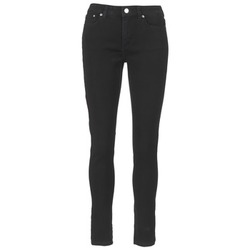 Clothing Women slim jeans MICHAEL Michael Kors DNM SELMA SKINNY Black