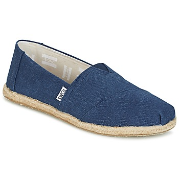Shoes Women Slip ons Toms SEASONAL CLASSICS MARINE