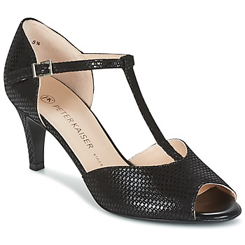 Shoes Women Sandals Peter Kaiser NELA Black