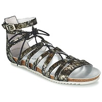 Shoes Women Sandals Regard RABAZO Grey