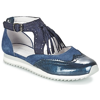 Shoes Women Flat shoes Regard RULAMI Blue