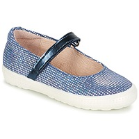 Shoes Girl Flat shoes Acebo's SIULO Marine