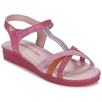 Shoes Girl Sandals Agatha Ruiz de la Prada BINETTE Pink