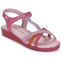 Shoes Girl Sandals Agatha Ruiz de la Prada BINETTE Pink