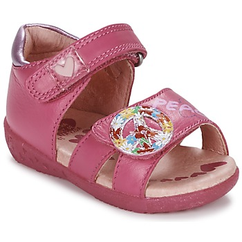 Shoes Girl Sandals Agatha Ruiz de la Prada BOUTICHEK Pink
