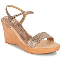 Shoes Women Sandals Unisa RITA TAUPE